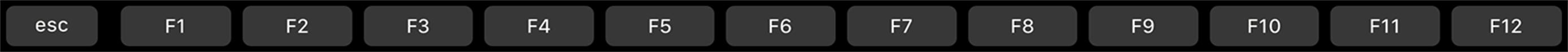 Haptic Touch Bar Mac 破解版 Touch Bar触摸反馈